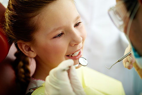Examination - Pediatric Dentist in Orange, CA